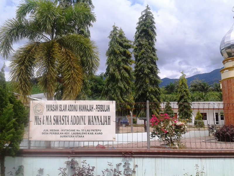 Mtss Addinu Wannajah Pendis Karo